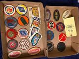 Vintage Automotive memorabilia