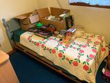 Bed, Crockpot, Decor