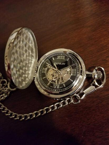 Danbury pocket watch