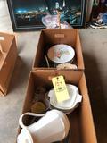 Corningware cookware - pitcher - plates - etc