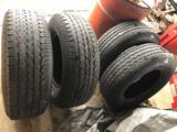 BF Goodrich Radial Long Trail T/A tires