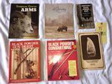 Black Powder Gunsmithing & Digest books - Thompson Center Arms book