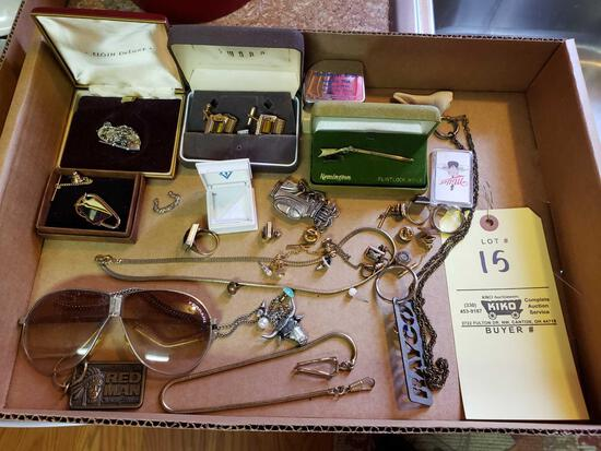 Costume Jewelry and Pins