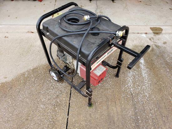 Coleman Powermate MAXA 5000 ER Electric Generator