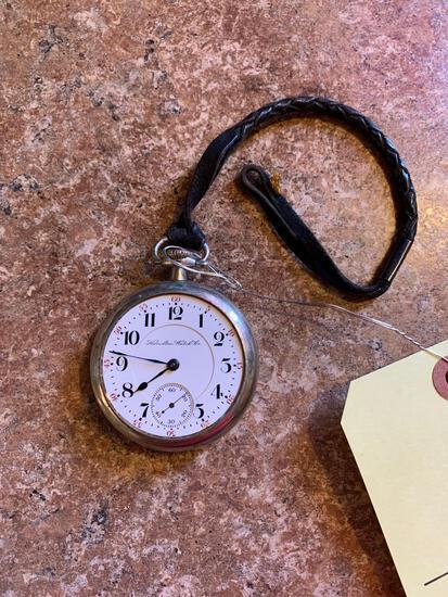Hamilton Watch Company - Pocket Watch