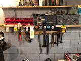Hammers, Pry Bars, Tractor Show Pins, Bolt Stock, Hardware and Organizers