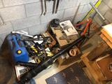 Kerosene, Craftsman Router Table with Extra Router, Work Lights, Stand