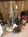 LED Christmas Trees, Christmas Decor