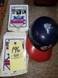 Baseball Cards, Chief Wahoo Helmet