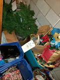 Loads of Assorted Christmas Decor