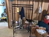 Clothes Rack, Kirby Parts