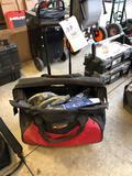 Tool bag w/ flex hoses