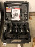 Ridgid MegaPress pressing tools