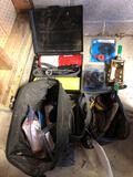 Wire wheels, brazing kit, brad valve
