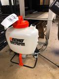 Echo backpack sprayer