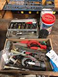 Pipe cutters, bits
