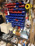 Hardware, Bolt Stock, Binders, Scrap Iron