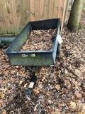 AgriFab Dump lawn cart
