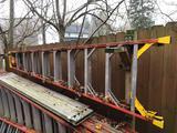 Werner 10ft step ladder