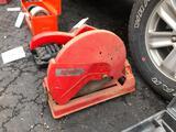 Milwaukee chop saw