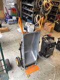 Worx WG050 dolly/utilty cart