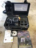 ISG INFRASYS XRHR thermal imager X380, serial number 1642