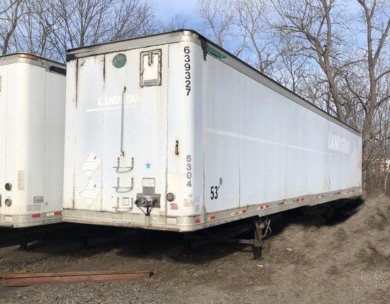 Semi Dry Van Trailers - 16935 - Jack Kiko