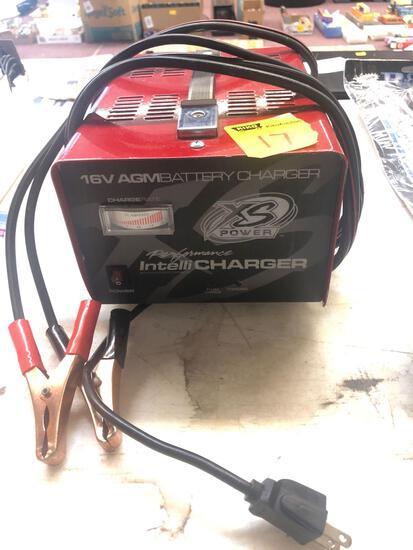 Battery charger 16v