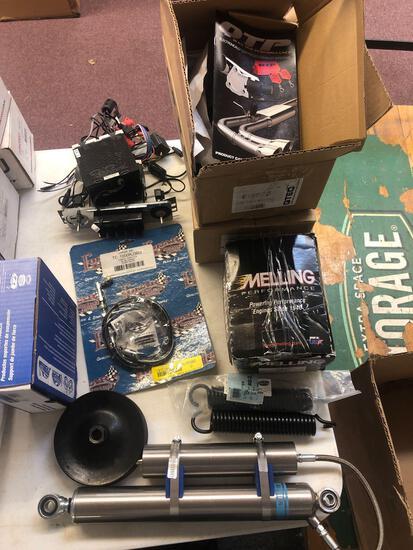 Misc auto parts, Retro Sound, QTP, etc