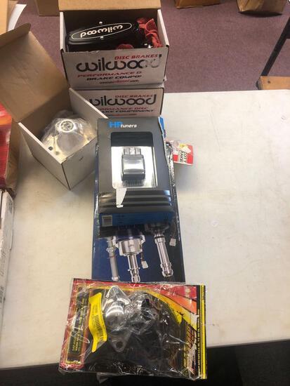 Misc auto parts, Wilwood, distributor, Gabriel Hijackers