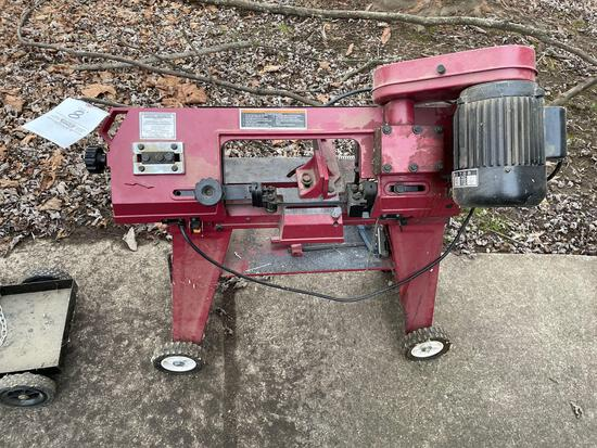 Central Machinery Horizontal/Vertical Band Saw