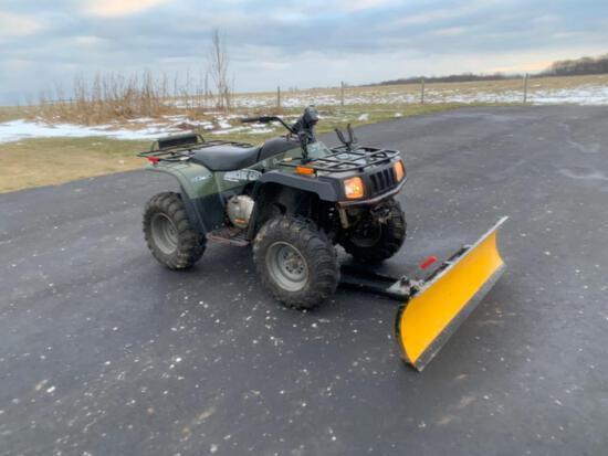2003 Arctic Cat 375 ATV, 4x4