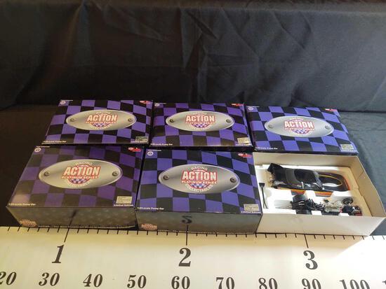 5 NHRA Winston Drag Racing 1:24 Scale Funny Cars