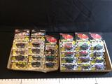 23 Racing Champions Stock Car Die Cast Cars