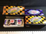 3 Winston Cup 1:24 Scale Stock Cars