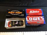 3 Action 1:24 Scale Stock Cars