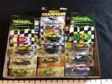 12 Assorted Ertle, Days of Thunder & NASCAR