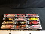 12 Matchbox Transporter