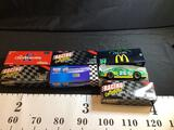 6 Action 1:24 Scale Stock Cars