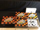 4 NHRA Winston Drag Racing 1:24 Scale Funny Cars