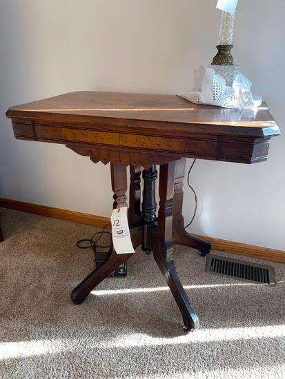 Antique Victorian stand