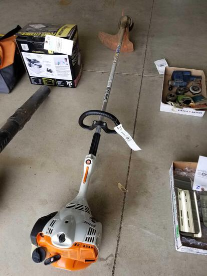 Stihl FS56RC weed whip