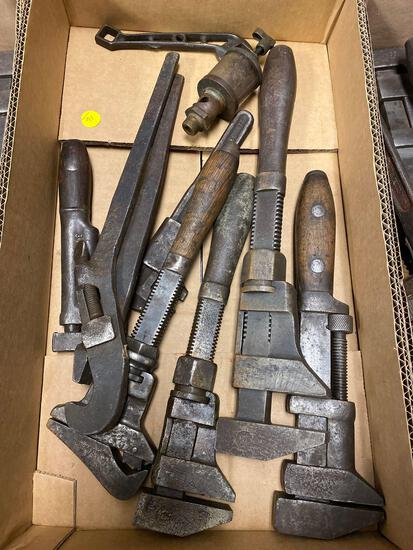 1 flat wrenches