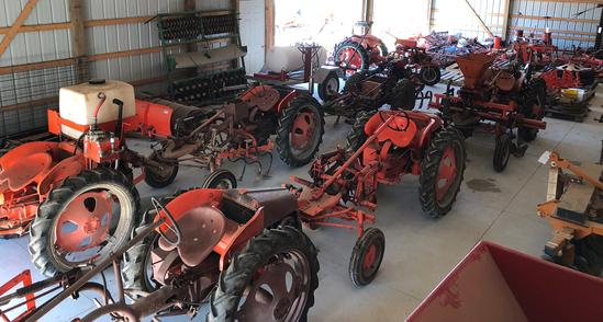 "AC ""G"" Tractors & Equipment - 17097 - Geno Kiko"