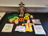 McDonald's fast food collectible lot