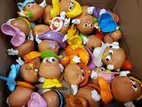 1980 Hasbro Potato Head Spud kids