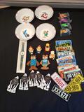 Advertising lot Kelloggs, Snap, Crackle & Pop, Sugar Bears, Oreo cookies