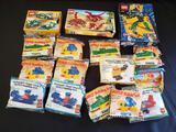 Lego lot (McDonald's Happy Meals)