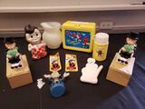 Kool-Aid, Bob's Big Boy, Mr. Monopoly, Pillsbury Doughboy
