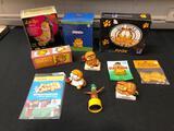 Garfield and Yogi Bear Lot
